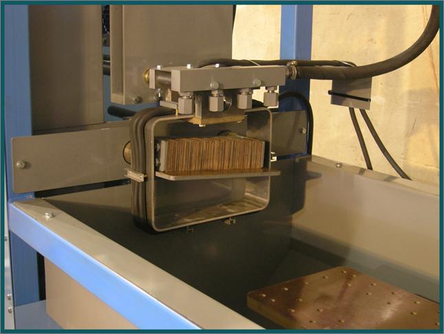 Фото 1 установки магнитопорошковой стационарной МДС-09
